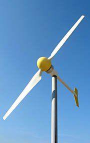 Scirocco wind turbine