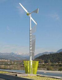 Eoltec Scirocco (Weole) Wind Turbine - Solacity Inc