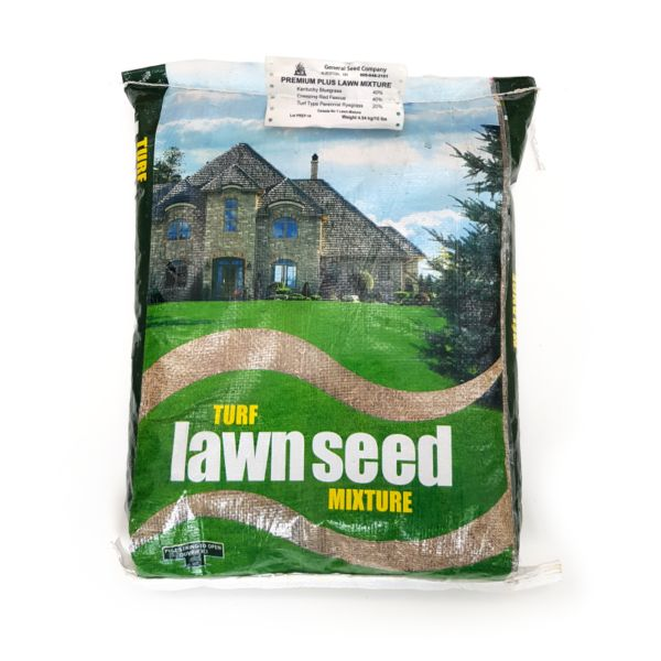 High Kentucky Bluegrass lawn seed mix