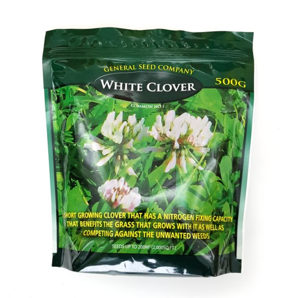 White Clover Seed