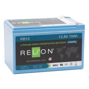 Relion RB10 Lithium Ion