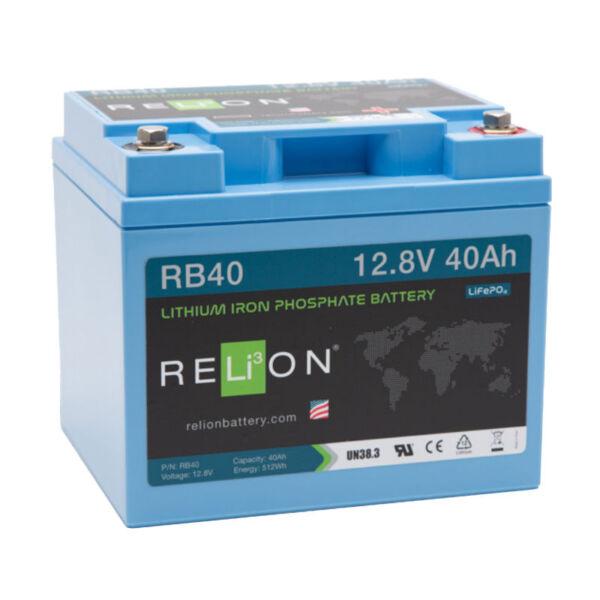 Relion RB40 Lithium Ion