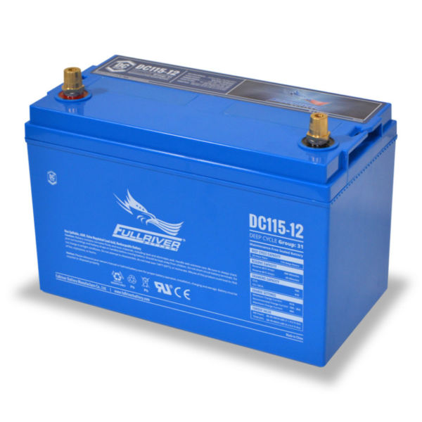 fullriver battery dc400-6 pdf