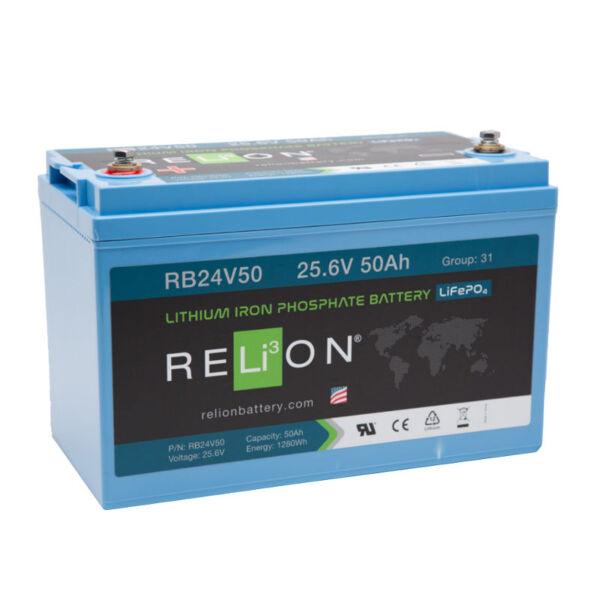 Relion RB24-50 Lithium Ion