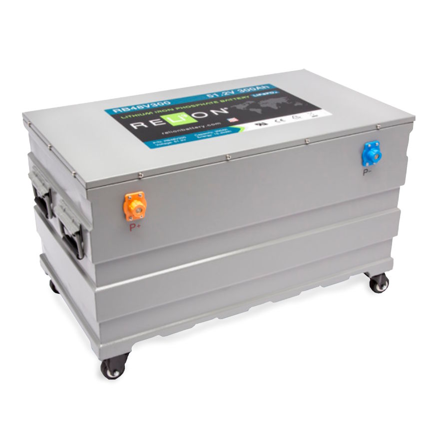 RELiON 48V 300Ah battery bank
