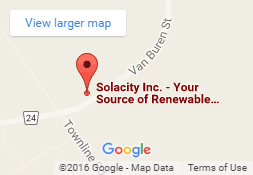 Solacity Map