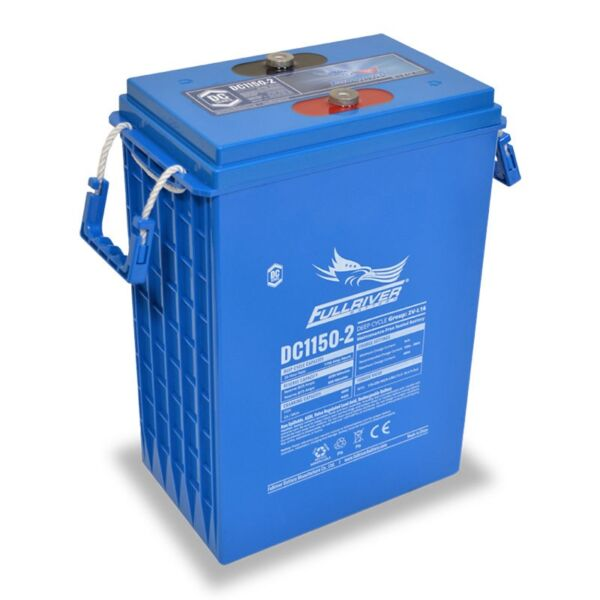 fullriver DC1150-2 AGM battery