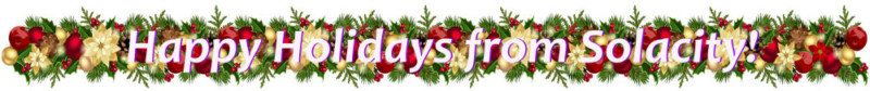 Happy Holidays from Solacity!