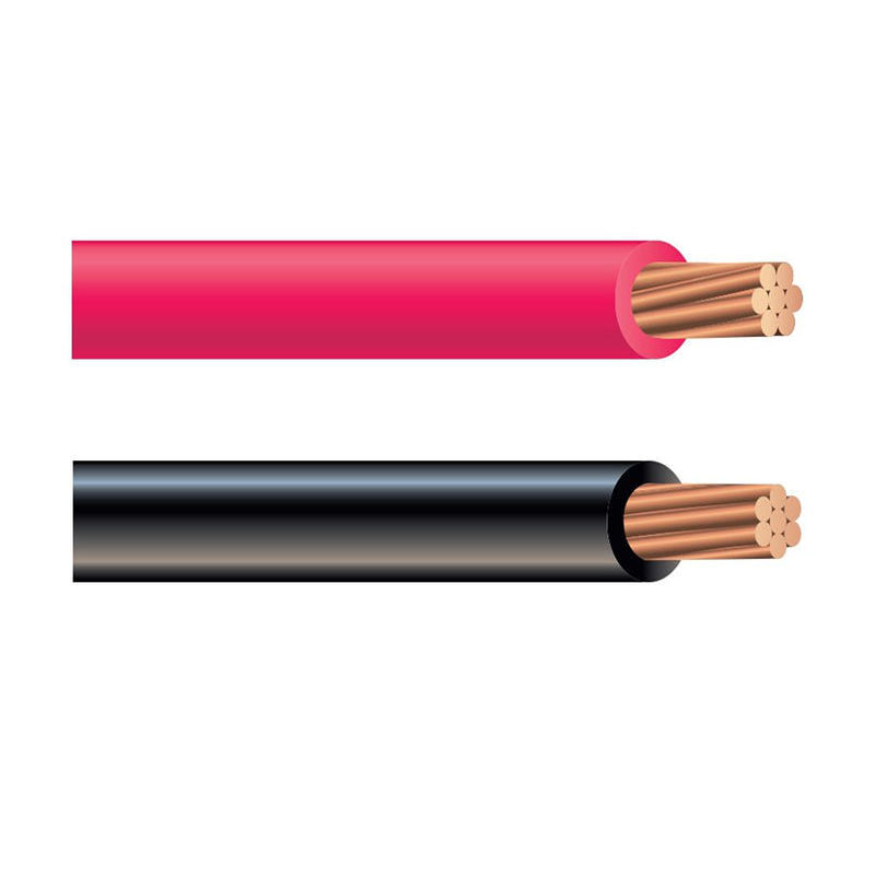 8 AWG Copper Wire RW90 - Solacity Inc.