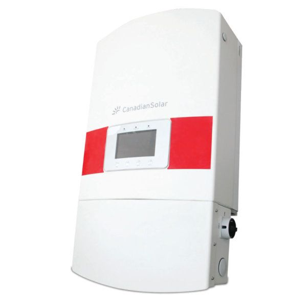Canadian Solar KTL-GS Inverters