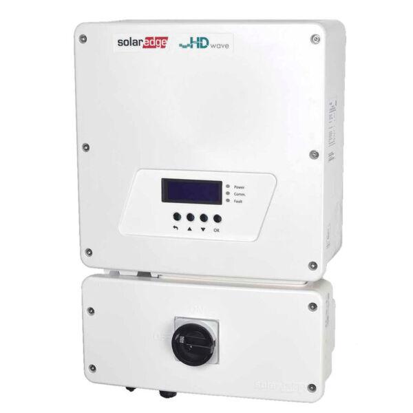 SolarEdge SE10000H-US inverter