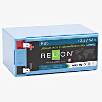 RELiON 5Ah battery