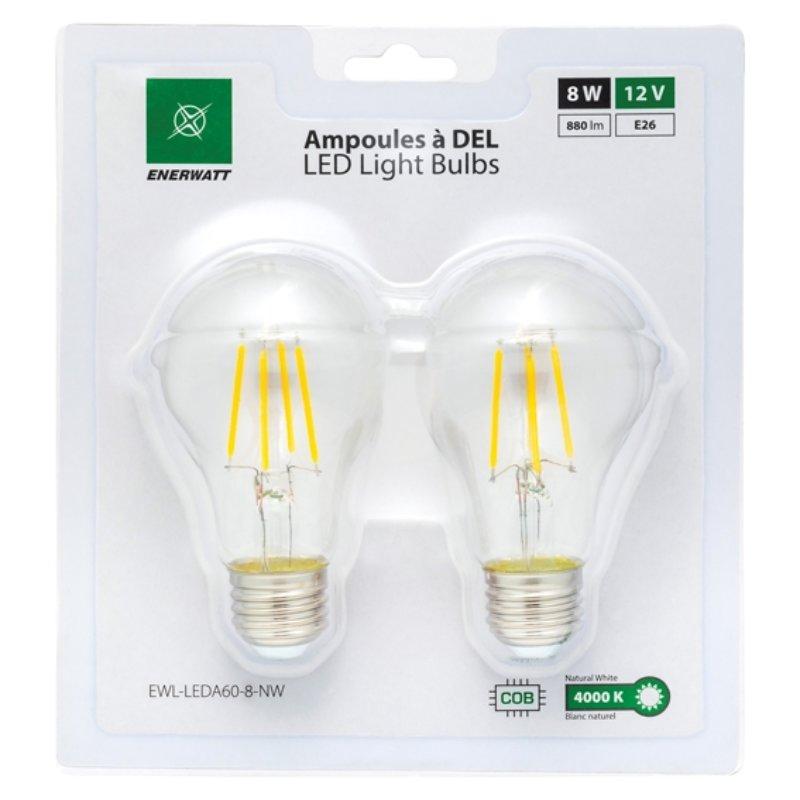 Enerwatt EWL-LEDA60-8-NW