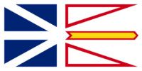 Newfoundland & Labrador flag