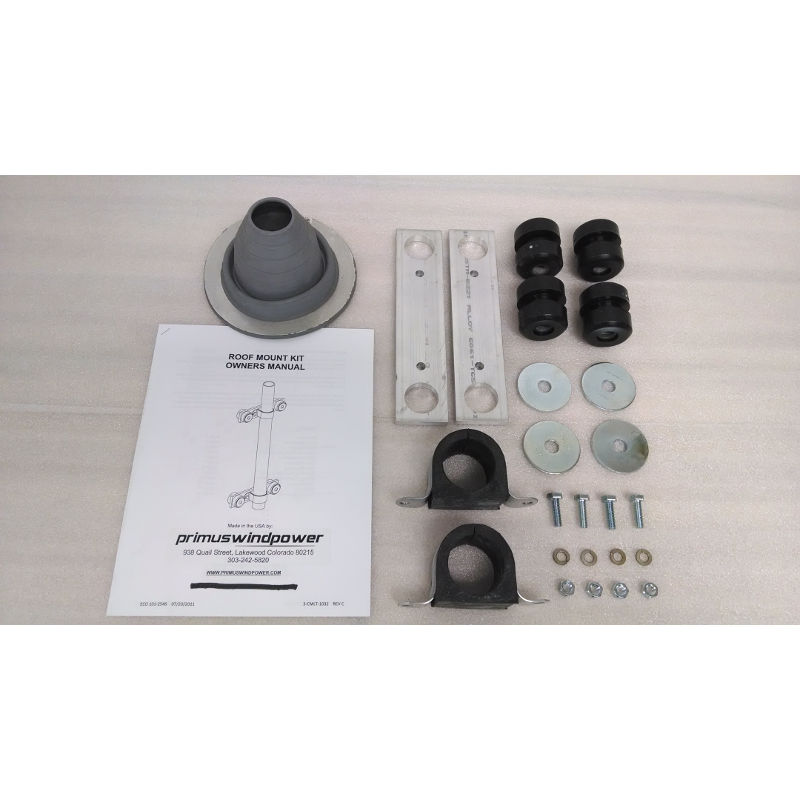 Roof Mount Kit with seal - 1-TWA-19-01