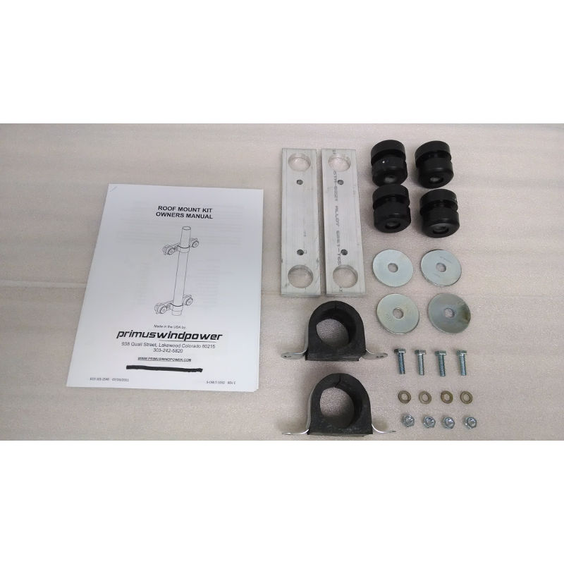 Roof Mount Kit (without seal) - 1-TWA-19-02