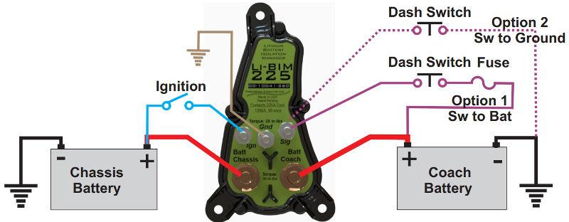 Precision Circuits 00-10041-260 wiring diagram