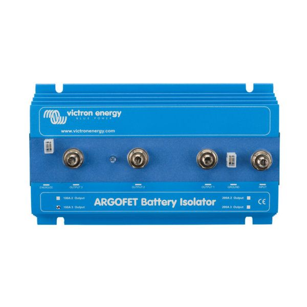 Victron ArgoFET Battery Isolator