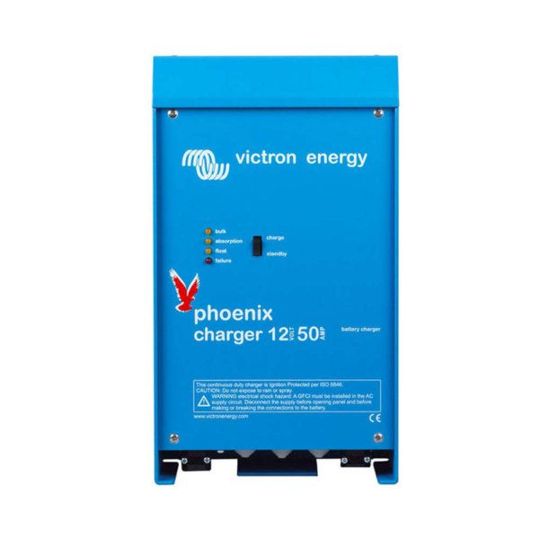 Victron Phoenix Charger 12-50