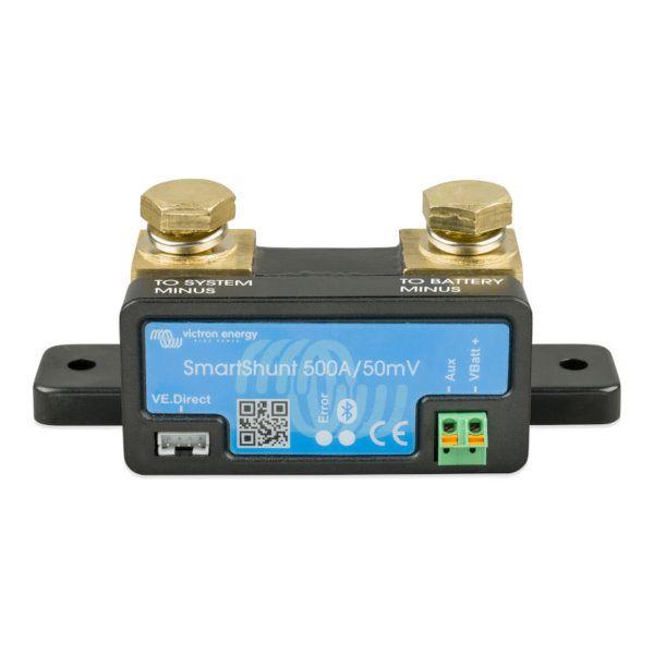 Victron SmartShunt 500A-50mV