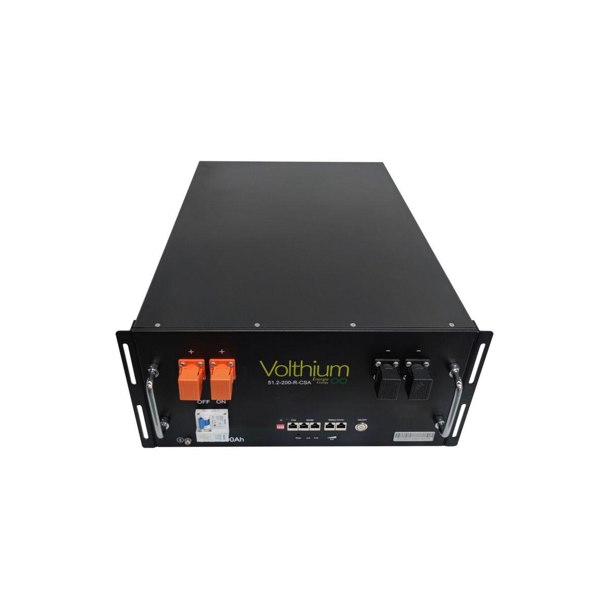 Volthium 48V SC48200RM Rack Mount